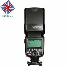 UK Godox Ving V860II-N 2.4G i-TTL Li-on Battery Camera Flash Speedlite For Nikon