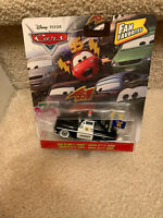 Disney Pixar Cars Movie Fan Favorites Team 95 and 51 Sheriff Die Cast NON-MINT