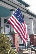3x5 FT US American Flag and 6' Ft Flagpole kit Made in the USA Valley Forge Flag
