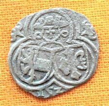 Medieval Austrian Coin - Salzburger Pfennig 1530.