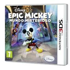 Epic Mickey: Mundo Misterioso (sin precinto) a buen precio