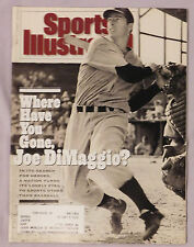 1993 Sports Illustrated JOE DIMAGGIO YANKEES