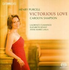 Carolyn Sampson - Victorious Love: Songs [New SACD]