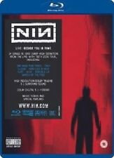 Nine Inch Nails Beside You in Time 0602517206830 Blu Ray Region a