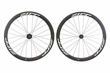 Zipp 303 Firecrest Disc Wheel Set 700c Carbon Tubular Shimano 11s 6 Bolt