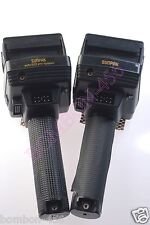 SUNPAK 622 FLASH,  GOOD WORKING CONDITION. TESTED. (X2 FLASHES)