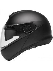 Schuberth C4 Basic Black Matt Helmet - Fast & Free Shipping