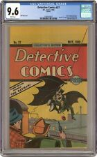 Detective Comics Oreo Cookie Giveaway #27 CGC 9.6 1984 1497644027