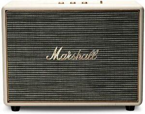 Marshall Woburn 04090992 Bluetooth Lautsprecher System Creme Vintage 3.5mm Audio