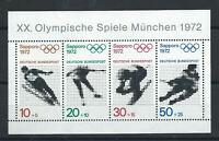 Allemagne RFA Bloc N°5** (MNH) 1971 - J.O de Sapporo