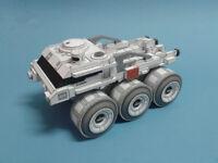 Film 2001: A Space Odyssey Moon Lunar Rover DIY Paper Model Kit