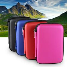 """2.5"""" USB Hard Drive Disk-HDD-Storage Bag Portable Carry Case Cover Pouch Bag"""