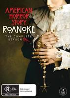 American Horror Story Season 6 - Roanoke : NEW DVD