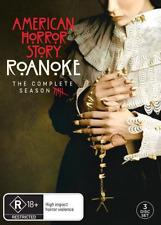 American Horror Story Season 6 - Roanoke (DVD, 4-Disc Set) NEW