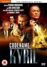 CODENAME KYRIL the complete series. Edward Woodward, Richard E Grant. New DVD.