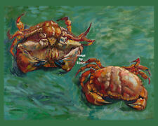 Two Crabs by Vincent Van Gogh (1889) 8x10 photographic reprint glossy