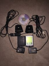 Palm Pilot Vx Handheld Pda Pocket Pc 2 Chargers Book Cd