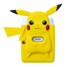 Fujifilm instax mini Link Special Edition with Pikachu Case - Ash White (Red & Blue)