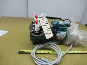 KNF 2 Stage Vacuum Pump (CTAM #7141)