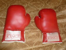 Boxing Gloves Muhammad Ali When We Were Kings 1997 Movie Video Store Promo