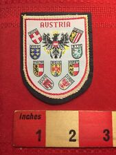 Austria Patch With Many Small Coat Of Arms On It. 87EE