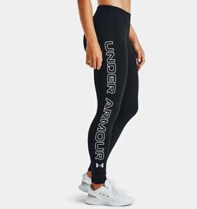 UNDER ARMOUR WOMENS LEGGINGS LEGGINS JOGGERS JOGGING BOTTOMS RUNNING PANTS GYM