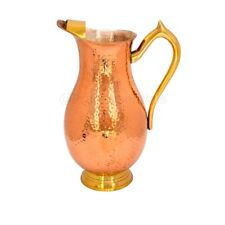 Copper Pitcher Jug Stainless Steel Party ware gifts kitchen homeware tableware