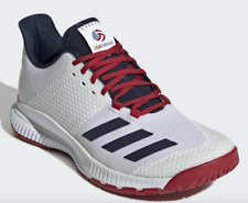 A-50  Adidas USA Volleyball Crazyflight Bounce Olympics Shoes Size 7   8.5  10.5