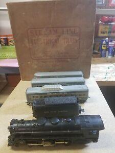 1949 Marx Streamline Electrical Train Set 35250
