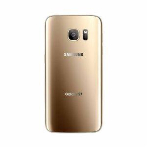 Samsung Galaxy S7 G930 - 32GB Black Gold Unlocked AT&T Verizon T-Mobile Cricket