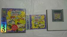 THE RUGRATS MOVIE GBC GAME BOY COLOR GAMEBOY. PAL.UKV. BUEN ESTADO.