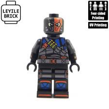 **NEW**LYL BRICK Custom Deathstroke Lego minifigure
