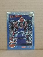 "Karl Malone NBA Hoops Blue Explosion ""Tribute"" Numbered /49"