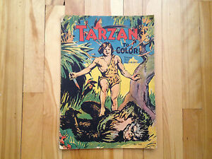 TARZAN TO COLOR # 988 FROM 1933 BY HAL FOSTER