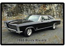 1965 Buick Riviera 2 Door Coupe Auto Refrigerator / Tool Box  Magnet