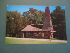 THE DRAKE WELL TITUSVILLE, PA 1966  POSTCARD birthplace of petroleum industry