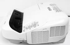 Epson - EB-585Wi Short Throw Interactive Projector 0 Lamp Hours Used