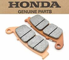 New Genuine Honda Front Brake Pads Pad Set CB 500F CTX NC 700 (See Notes) #Y178