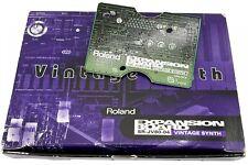Roland SR-JV80-04  Vintage Synthesizer Exp. Board + ? Garantie ?