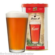 Coopers IPA Kit-Home Brew-CERVEZA Cerveza haciendo-homebrewing