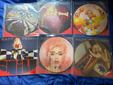 Ultimate Katy Perry Smile Vinyl Set (Picture Disc Alt Covers 1-5) + Bone White