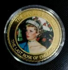 ENGLAND COMMEMORATIVE COINS OF LADY DIANA-PRINCES OF WALES (1961-1997)  COIN # 6