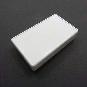 85mm x 50mm x 20mm Plastic Waterproof Electronic Junction Box Project Case PVC