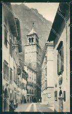 Trento Riva del Garda cartolina QT4191