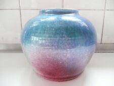 Ronald Czilinsky Studio Pottery vase