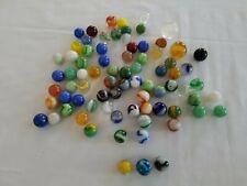ESTATE FIND Vintage & Antique Agate & Glass Marbles Lot #2