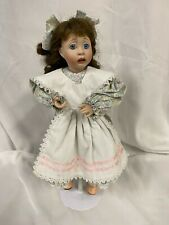 Ashton Drake, Wendy Lawton 1993 Mary Had A Little Lamb Porcelain Doll