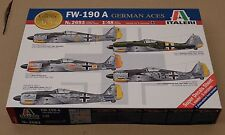 Italeri 2693 1:48 Fw-190 A German Aces