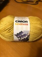 Caron Kindness Yarn Ray Yellow 5 Skeins