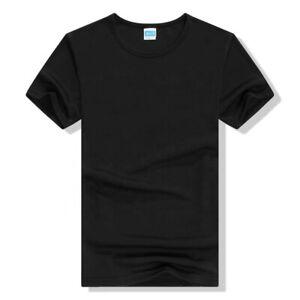 Men's Heavy Duty Premium Cotton Plain 220 GSM T-shirt Victoria AUST stock